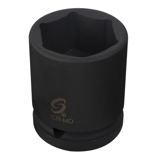 "3/4"" Drive 6 Point Impact Socket - 2-11/16"""