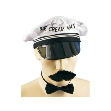 Old Fashion Ice Cream Man Costume for $<!---->