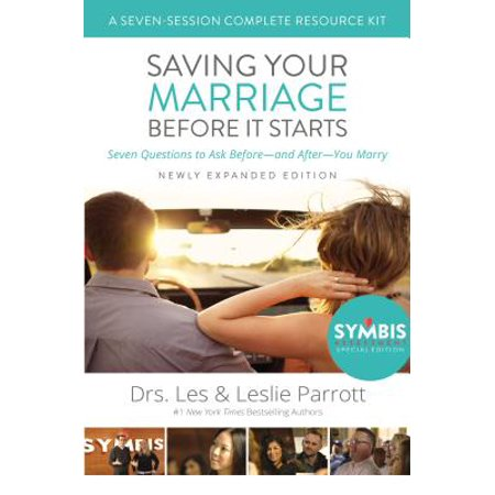 Saving Your Marriage Before It Starts Seven-Session Complete Resource Kit : Seven Questions to Ask Before---And After---You