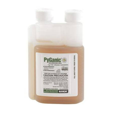 Pyganic Dust - PyGanic Gardening 8 oz (12/Cs)