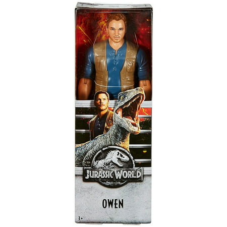 Jurassic World Fallen Kingdom Owen Action Figure](Jurassic World Owen)