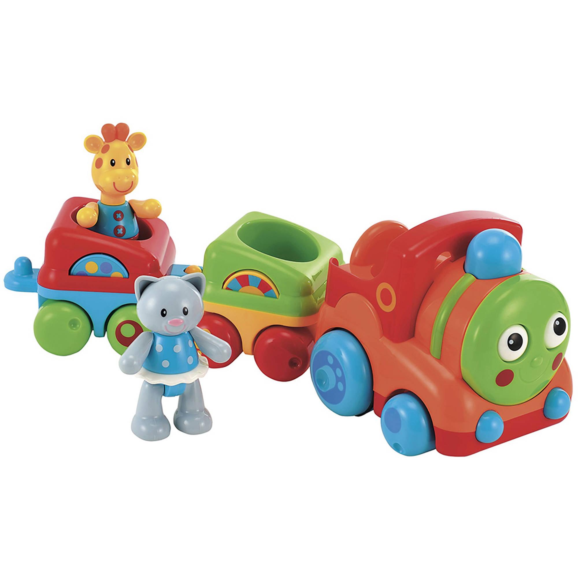 International Playthings ELC Toybox Musical Animal Train by ELC