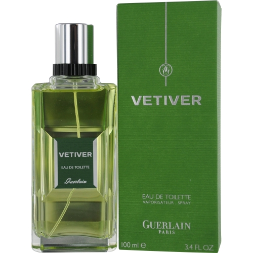 Vetiver Guerlain Edt Spray 3.3 Oz By Guerlain