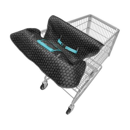 Infantino Slim Neoprene Shopping Cart Cover, Restaurant Highchair Cover, Cushion (Pebbles)