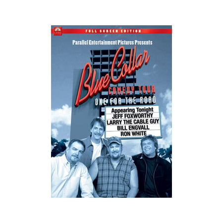 Blue Collar Comedy Tour: One For The Road (DVD) (Not Too Far From Home Comedy Tour)