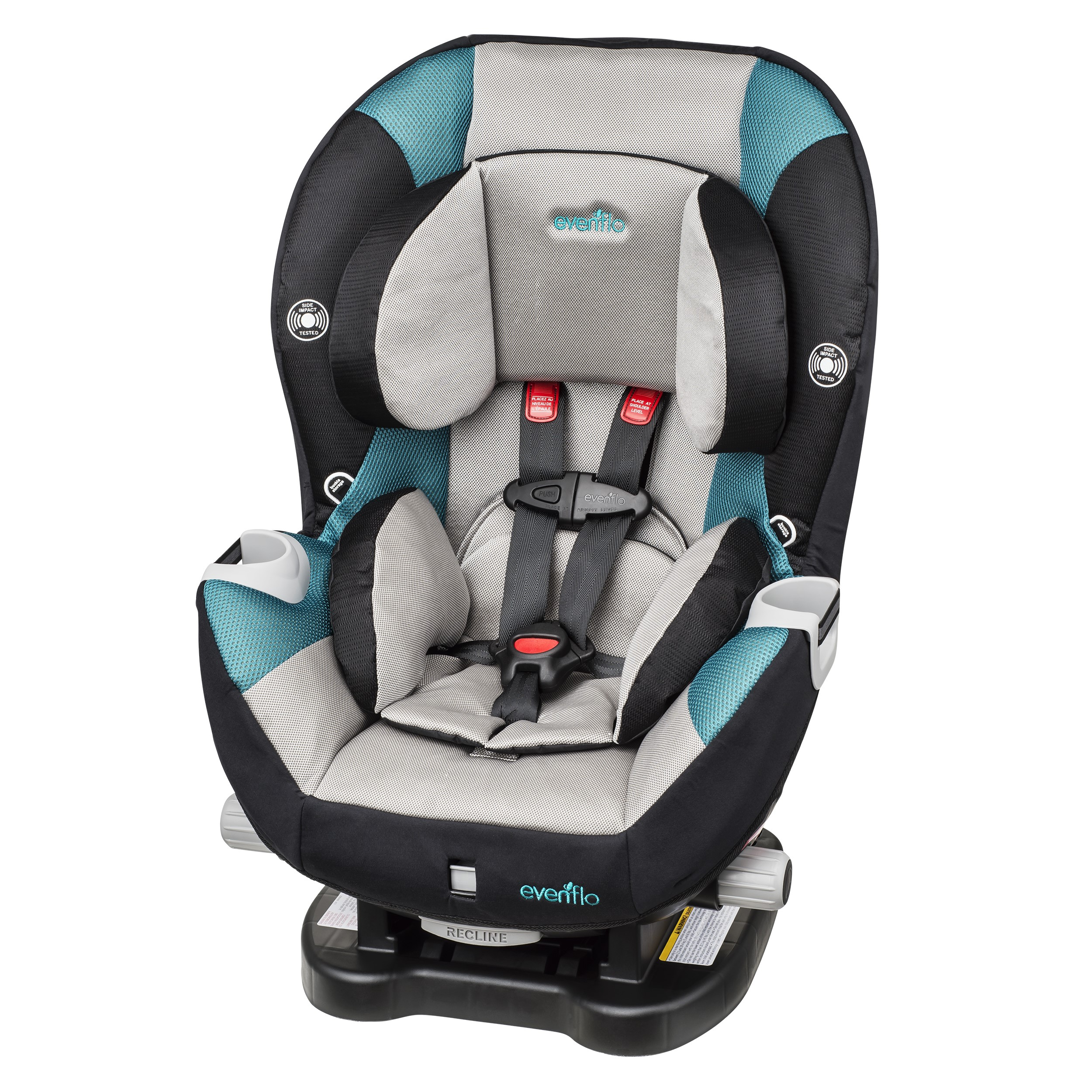 evenflo triumph lx convertible car seat, everett - walmart
