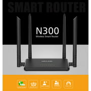 Wavlink N300 Smart WI-FI Wireles Router With 4 High Gain External Antennas & WPS Button Broadband ROUTER