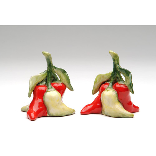 Cosmos Gifts Chili Salt and Pepper Set