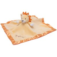 Stepping Stones Lion Plush Security Blanket
