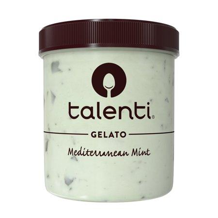 Talenti Mediterranean Mint Gelato - 16oz