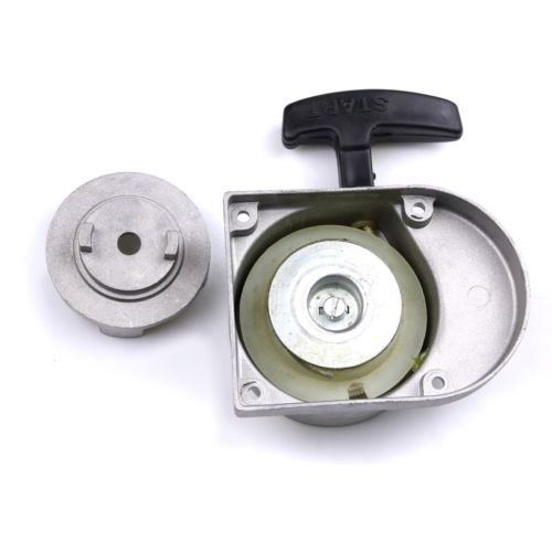 2pcs Pull Start Starter Replacement for 50 60 66 80 cc 2-Stroke Engine Motorized Bicycle Scooters Dirt Bike