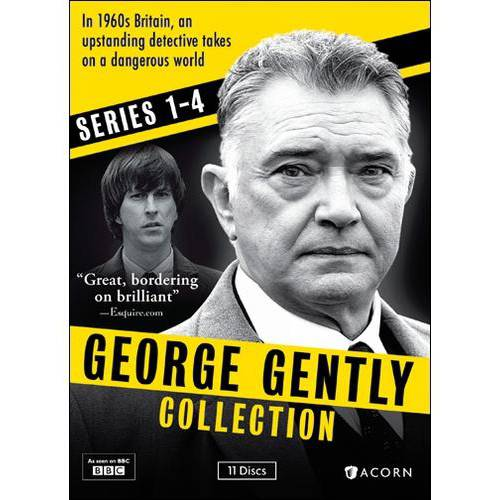 George Gently Collection: Series 1-4 (Widescreen)