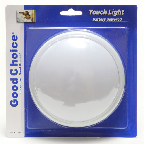 "Good Choice Incandescent 5-1/2"" Touch Light"
