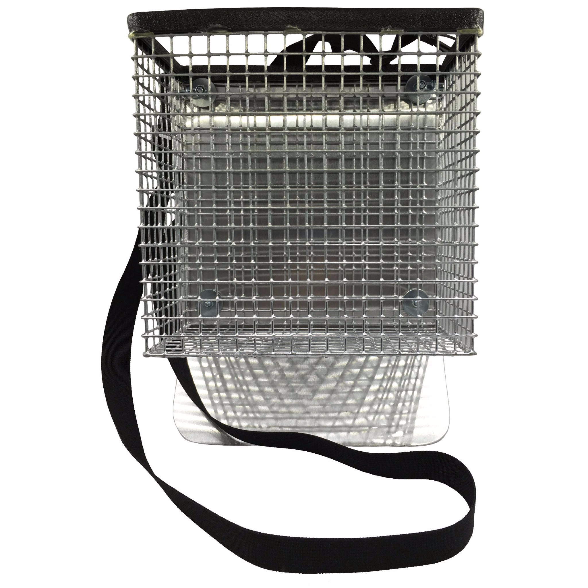 RTG 1/2 inch Screen Square Side Beach Basket Dry Sand Bel...