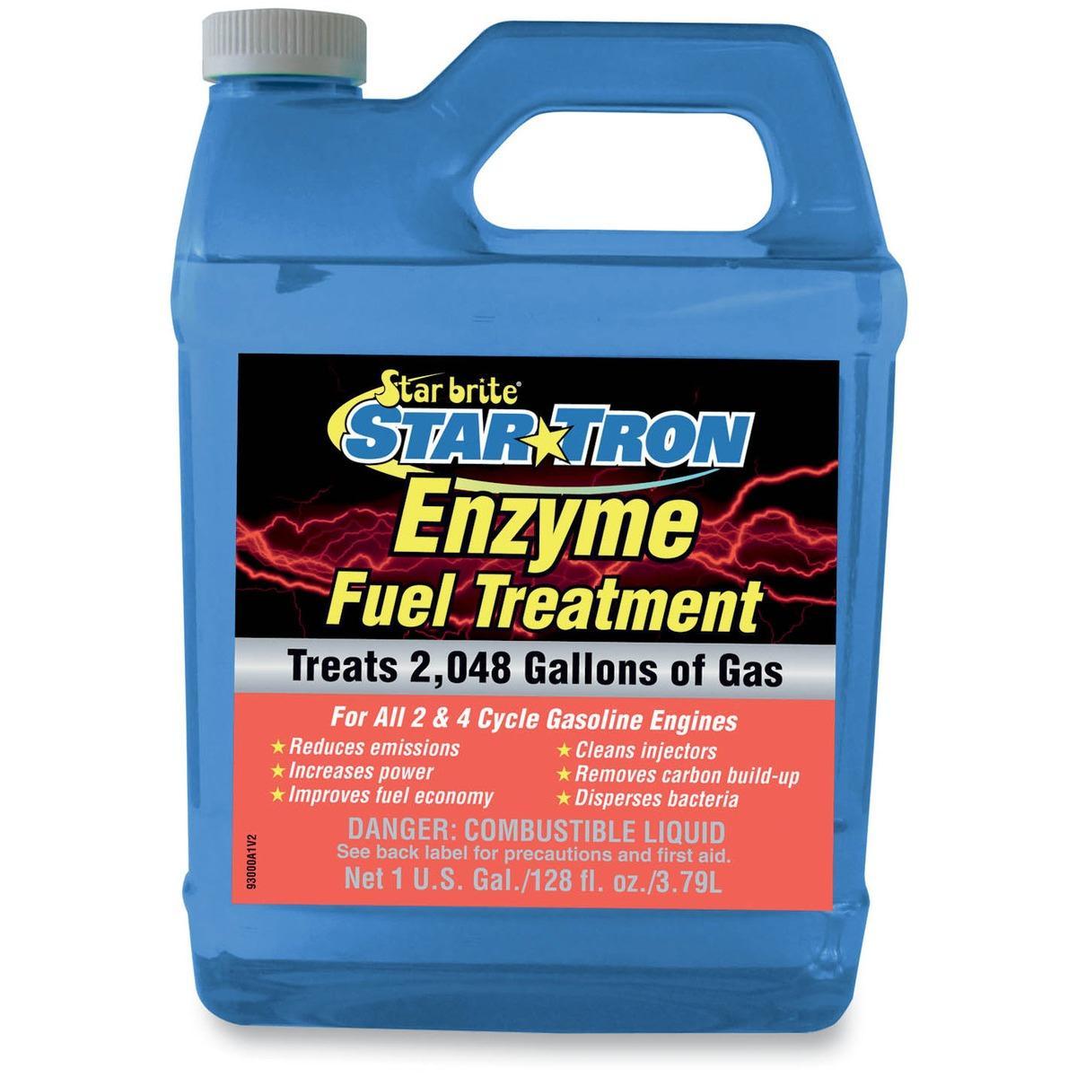 Star brite 093000N Star Tron Enzyme Fuel Additive - 1gal.