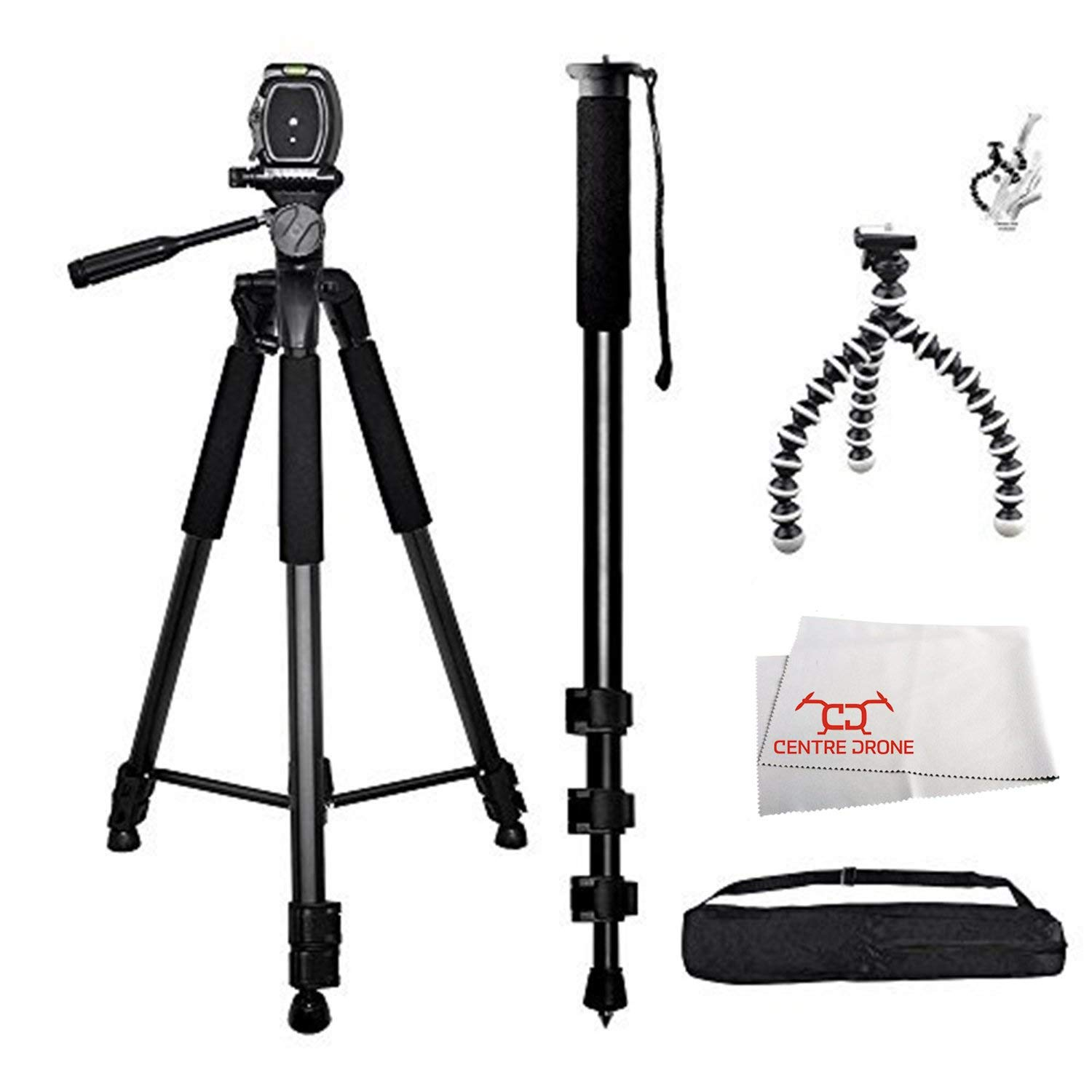 3 Piece Best Value Tripod Pack