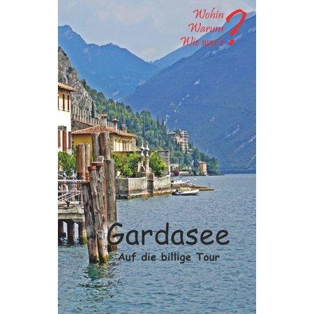 Gardasee auf die billige Tour - eBook (Billige Brillengläser)
