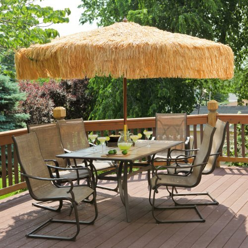 9-ft. Palapa Patio Umbrella