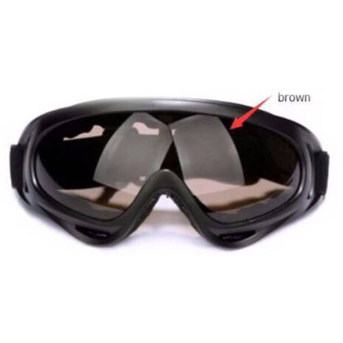 Windproof Cycling Eyewear Goggles, Assorted Colors