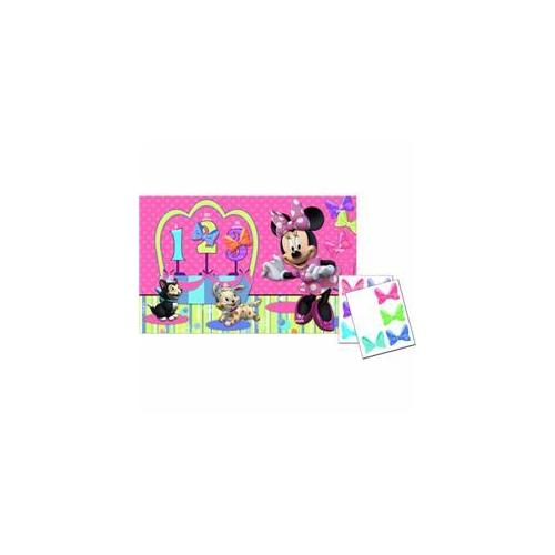Hallmark 221983 Disney Minnie Mouse Bow-tique Pin the Bow on Minnie Game