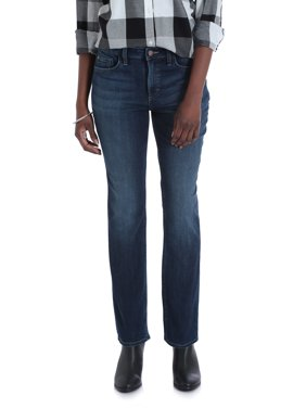 5527cbd747c Product Image Lee Riders Women s Midrise Straight Jean