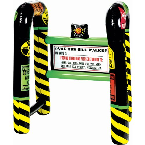 Amscan 160578 Over the Hill Inflatable Walker