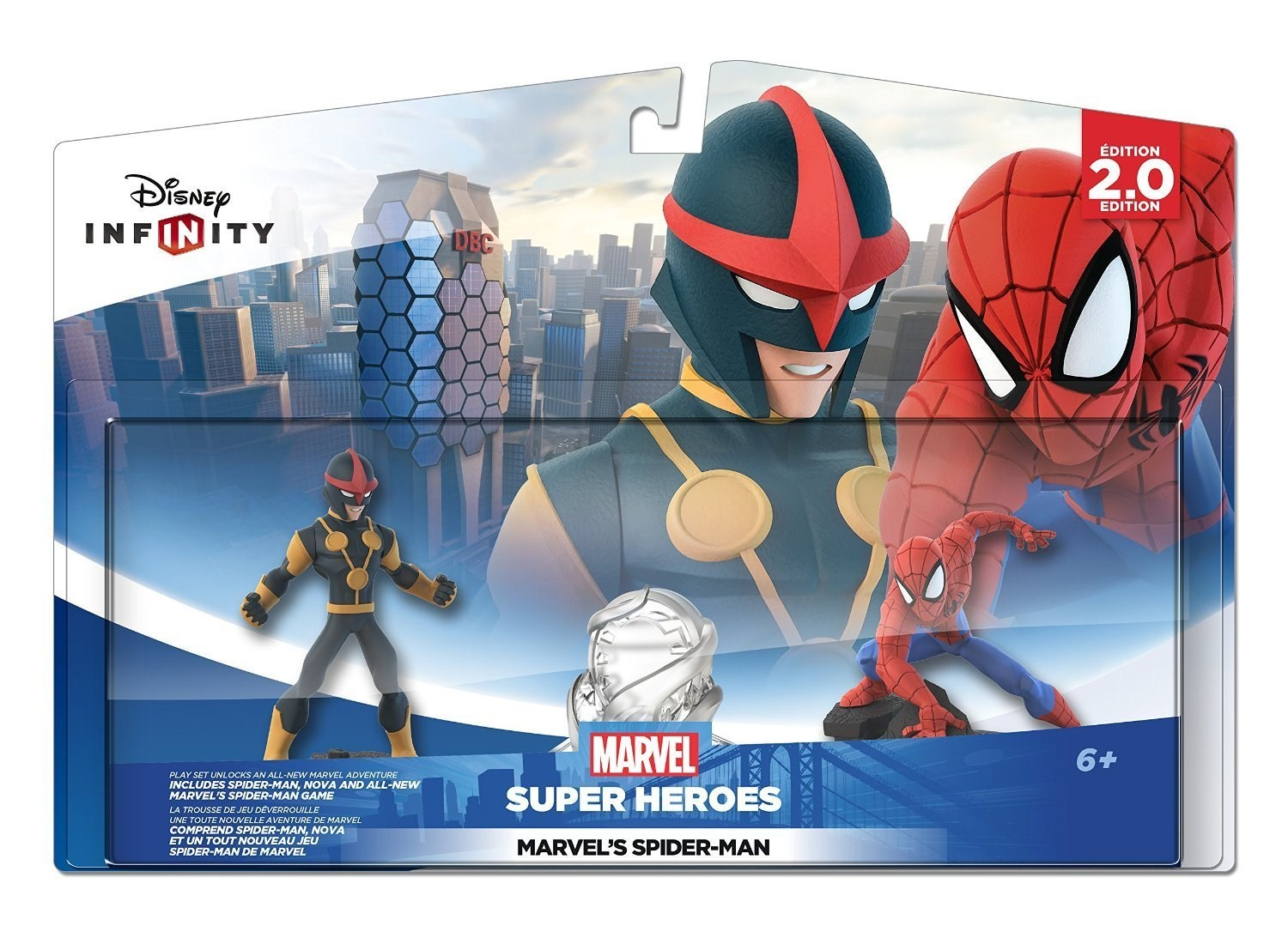 Disney Infinity: Marvel Super Heroes (2.0 Edition) Spider Man Play Set by