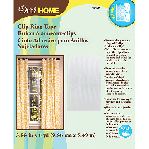 "Cling Ring Tape, 3-7/8"" x 6 yd"
