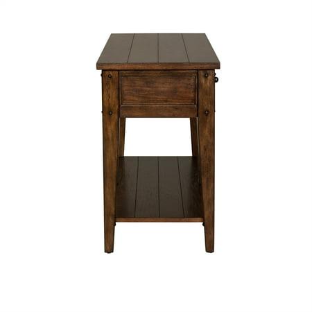 Liberty Furniture Magnolia Manor Sofa Table - image 1 of 5