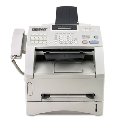 IntelliFAX-4100e Business-Class Laser Fax Machine, Copy Fax Print, Sold as 1 Each by Brother