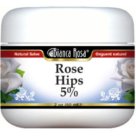 Rose Hand Salve - Rose Hips 5% Salve (2 oz, ZIN: 521876)