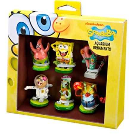 Penn Plax SBR1A Spongebob Mini Resin Ornament