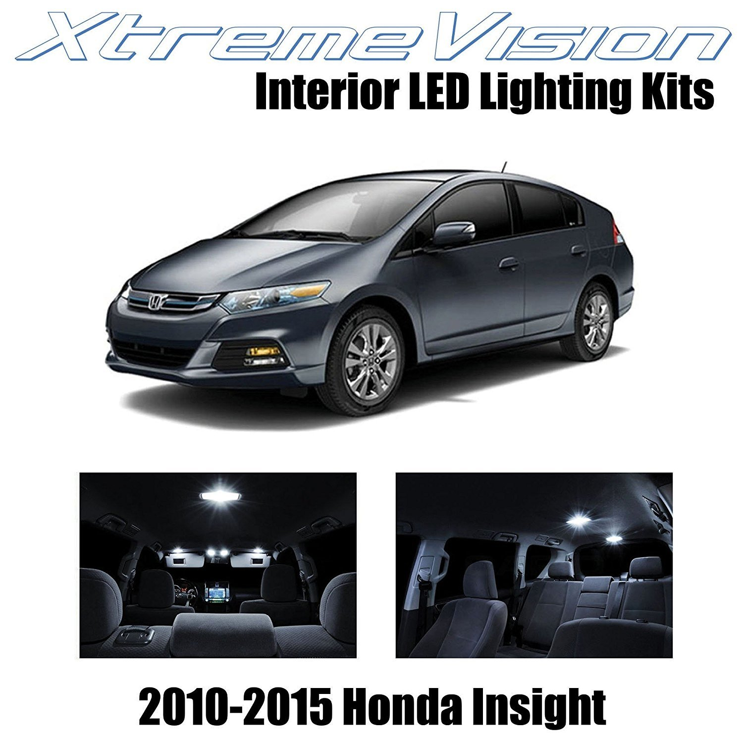 XtremeVision LED For Honda Insight 2010-2015 (3 Pieces