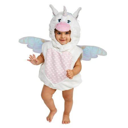 Magical Unicorn Infant Costume](Infant White Rabbit Costume)