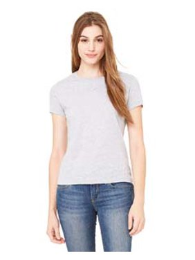b57eb4a4 Product Image Bella + Canvas Ladies' Jersey Short-Sleeve T-Shirt 6000