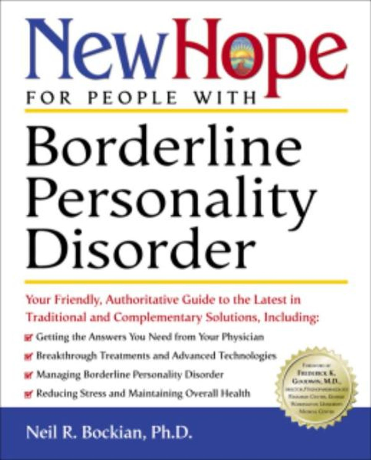 New Hope for People with Borderline Personality Disorder - eBook