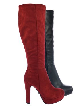 3cbdf7ff2da Womens Dress Boot - Walmart.com
