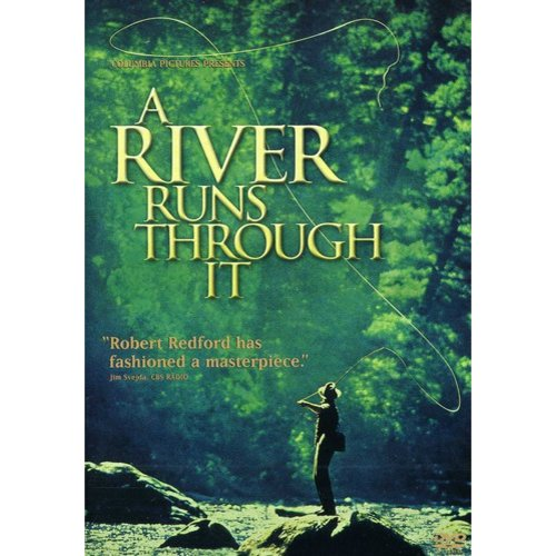 RIVER RUNS THROUGH IT (DVD/WS 1.85/DSS/ENG-FR-SP-PORT-BOTH)