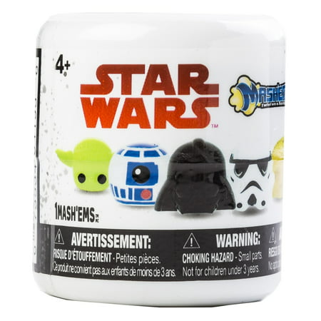 Disney Series 1 Star Wars Mash Ems Mystery Capsule Pack of 4