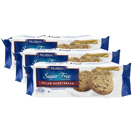 (3 Pack) Murray Pecan Shortbread Sugar Free Cookies, 5.5 oz](Make Easy Halloween Sugar Cookies)