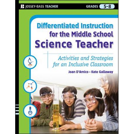 Differentiated Instruction for the Middle School Science Teacher - - Halloween Science Lesson Plans Middle School