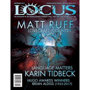 Locus Magazine, Issue #680, September 2017 - eBook