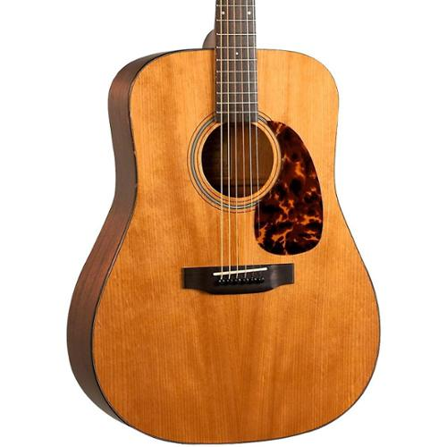 Recording King Torrefied Series RD-T16 Dreadnought Acoustic Guitar Natural
