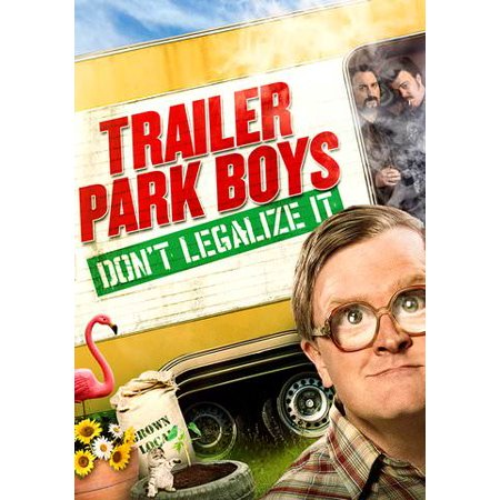Trailer Park Boys: Don't Legalize It (Vudu Digital Video on Demand)](A Halloween Puppy 2017 Trailer)