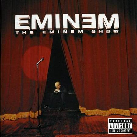 Eminem   The Eminem Show  Explicit   Cd