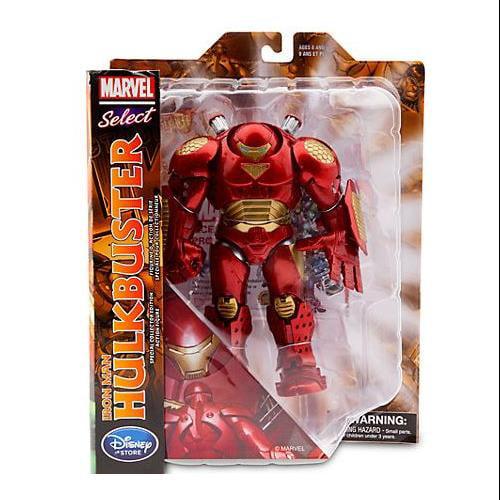 Marvel Select Iron Man Hulkbuster Action Figure