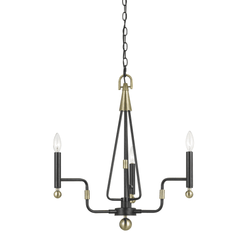 Cal Lighting Baxley FX-3656-3 Chandelier by CAL Lighting