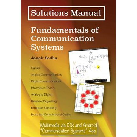 Solutions Manual : Fundamentals of Communication (Fundamentals Of Graphics Communication 6th Edition Solutions)