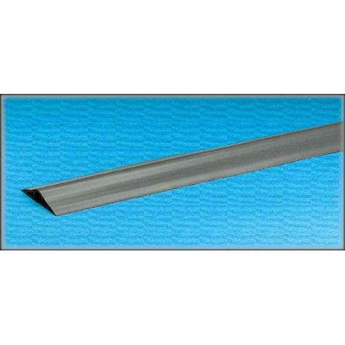 Wiremold 15 Gray Corduct On-Floor Cord Protector  CDG15