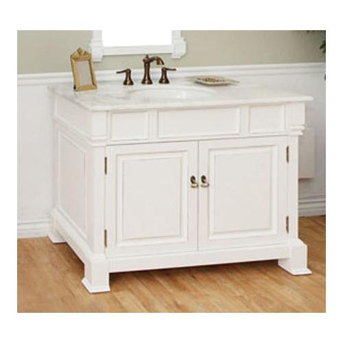 Bellaterra Home Osgood 42'' Single Bathroom Vanity Set